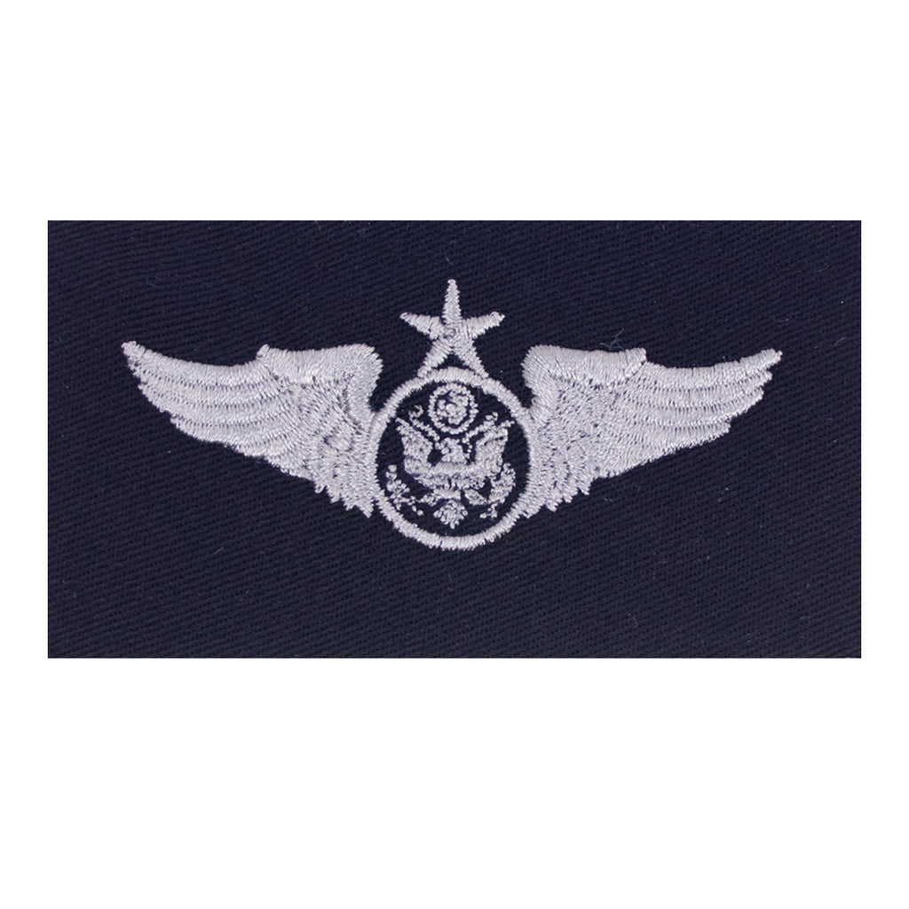 Civil Air Patrol Cloth Insignia: Air Force SENIOR AIRCREW MEMBER (New Insignia)
