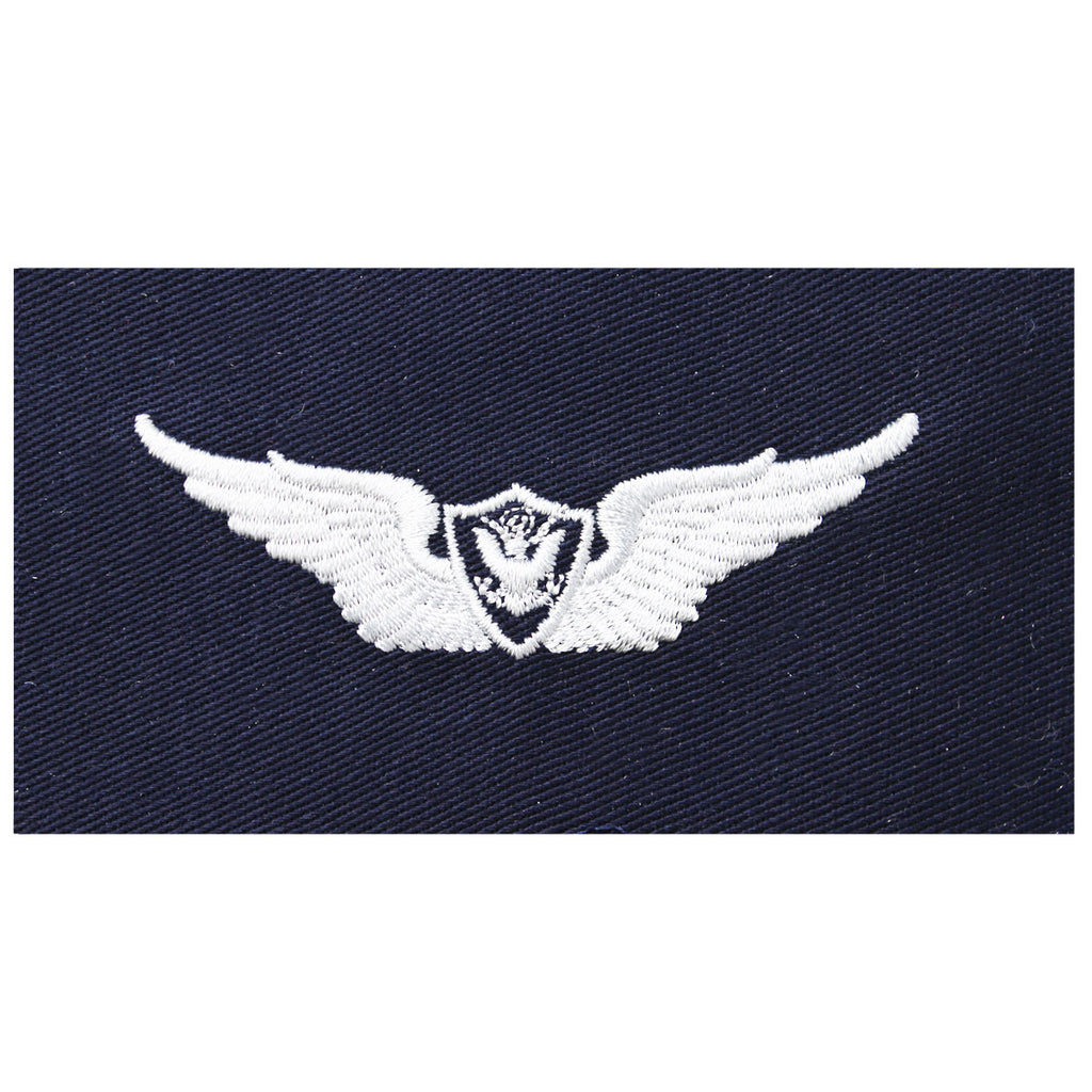 Civil Air Patrol:  Insignia - Army aircraft Crewman on Cloth (New Insignia)