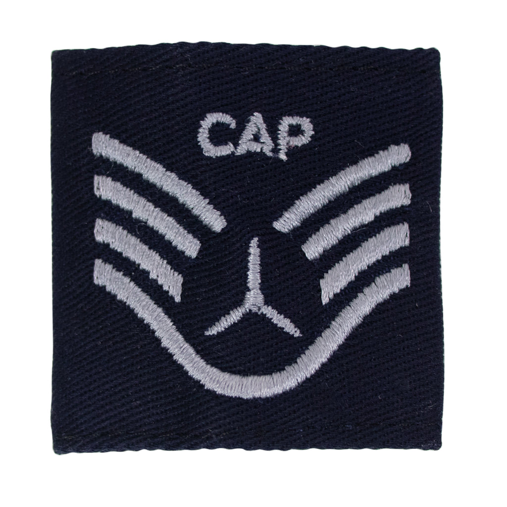 Civil Air Patrol Gortex Jacket Tab: Staff SGT (New Insignia)