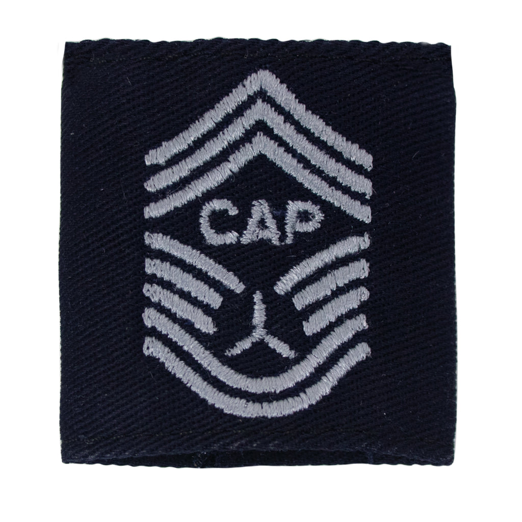 Civil Air Patrol Gortex Jacket Tab: Chief Master SGT (New Insignia)