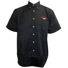 Civil Air Patrol Leisure Shirt: Short Sleeve - black, male