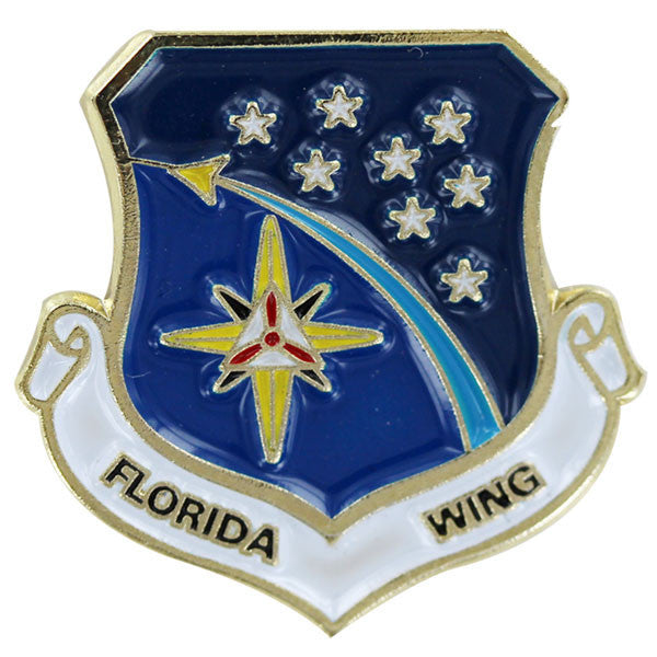 Civil Air Patrol: Florida Wing Lapel Pin