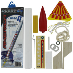 Civil Air Patrol Model Rocketry: Quest America Rocket