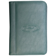 Civil Air Patrol Junior Conference Pad Folio: Green (Emergency Services Emblem)