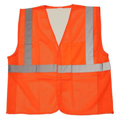 Civil Air Patrol Orange Break Away Safety Vest - ANSI Class II Approved