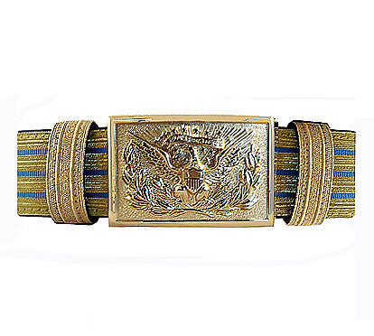 Army Belt: Officer Infantry Ceremonial