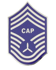 Civil Air Patrol Tie Tac: CAP NCO Chief Master Sergeant