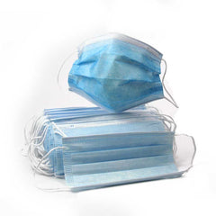 3-Ply Disposable Medical Face Mask 50 count