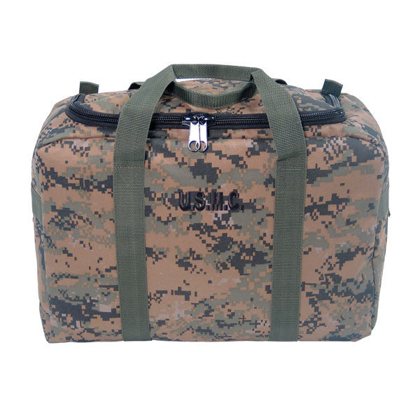 Marine Corps Mini Kit Bag: Digital Woodland