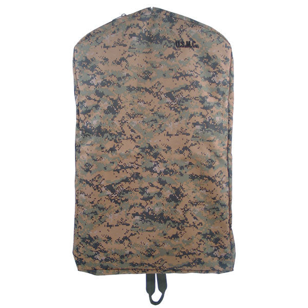 Marine Corps Garment Cover: Digital Woodland