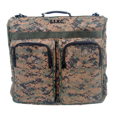 Marine Corps Garment Bag: Digital Woodland