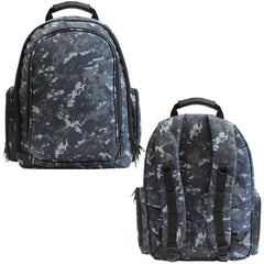 Sea Cadets Blue Digital Back Pack