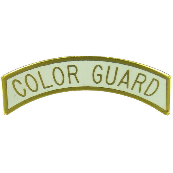 Army ROTC Arc Tab: Color Guard