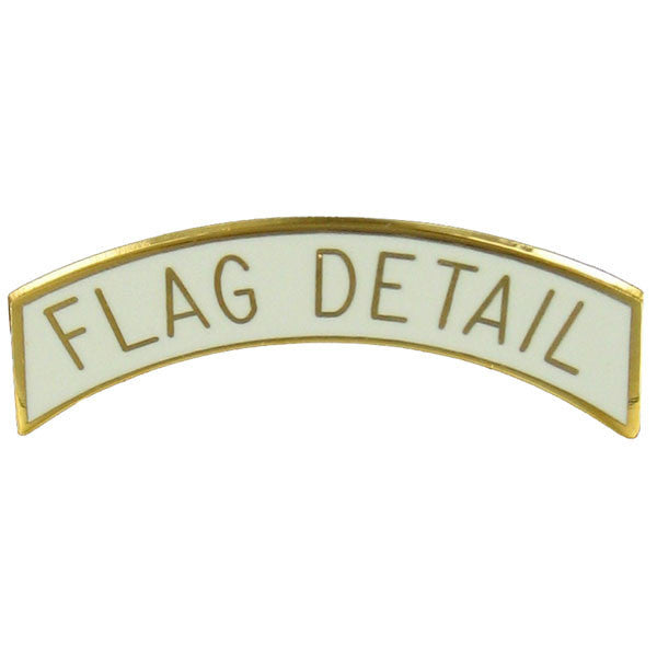 ROTC Arc Tab: Flag Detail