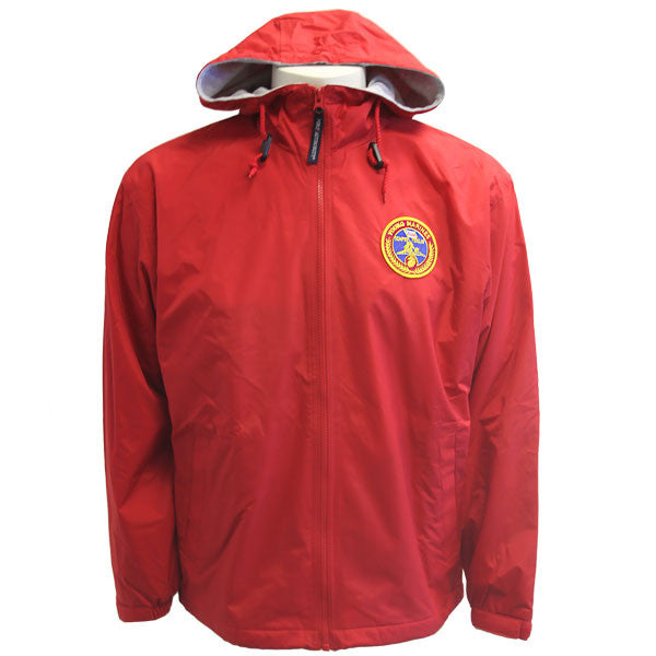 Young Marine's Jacket: Red with Young Marines Logo