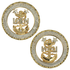 Navy Coin: Chief Petty Officer Master - CPO E-9