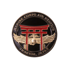Marine Corps Magnet 2