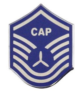 Civil Air Patrol Name Plate Rank: NCO Master Sergeant