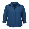 Navy League Women's Paradise 3/4-Sleeve Camp Shirt