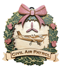 Civil Air Patrol Holiday Ornament 2019