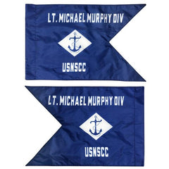 USNSCC Sea Cadet Flag: Guidon - Applique