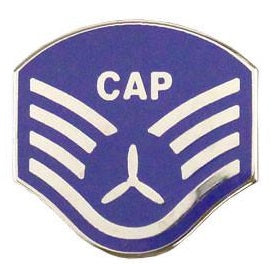Civil Air Patrol Name Plate Rank: NCO Staff Sergeant