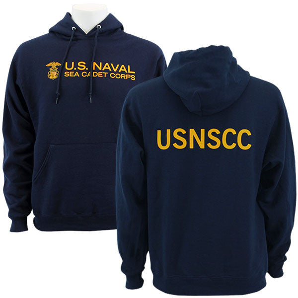 NS-NLCC Sweatshirt: Hooded Navy Blue