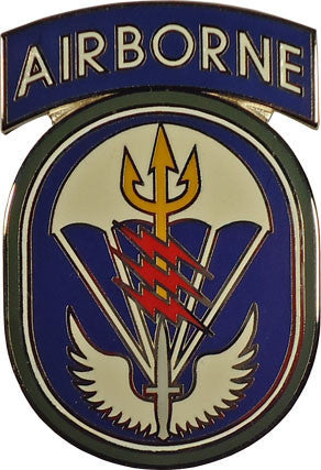 Army Combat Service Identification Badge (CSIB): Special Operations Command South