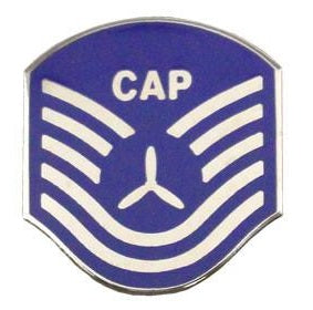 Civil Air Patrol Tie Tac: CAP NCO Tech Sergeant