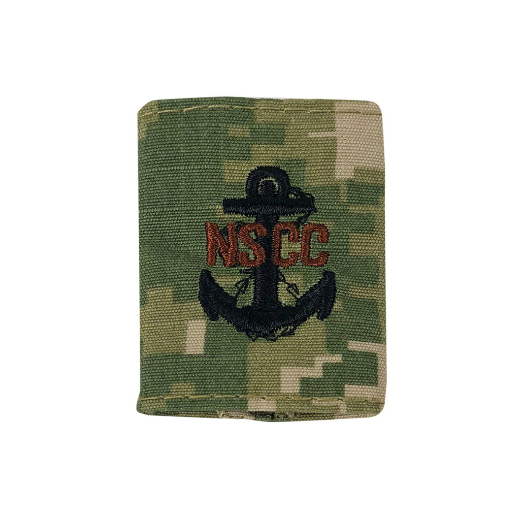 NSCC CPO Parka Tab Embroidered on Type III