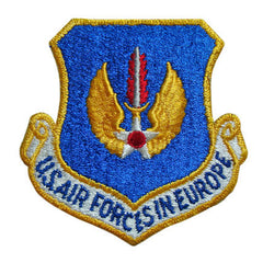 Air Force Patch: Air Force In Europe - color