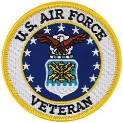 Veteran Patch: US Air Force