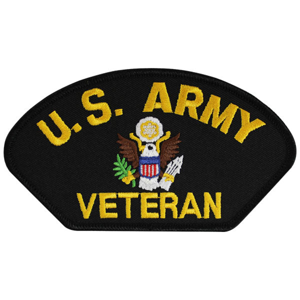 Veteran Patch: US Army