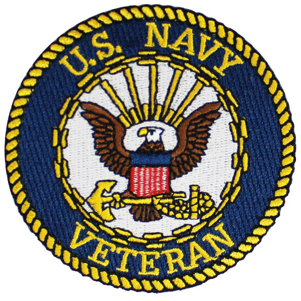 Veteran Patch: US Navy