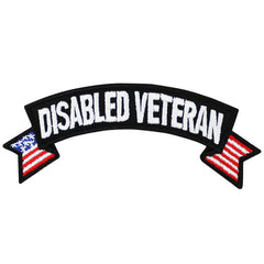 Veteran Patch: Disabled