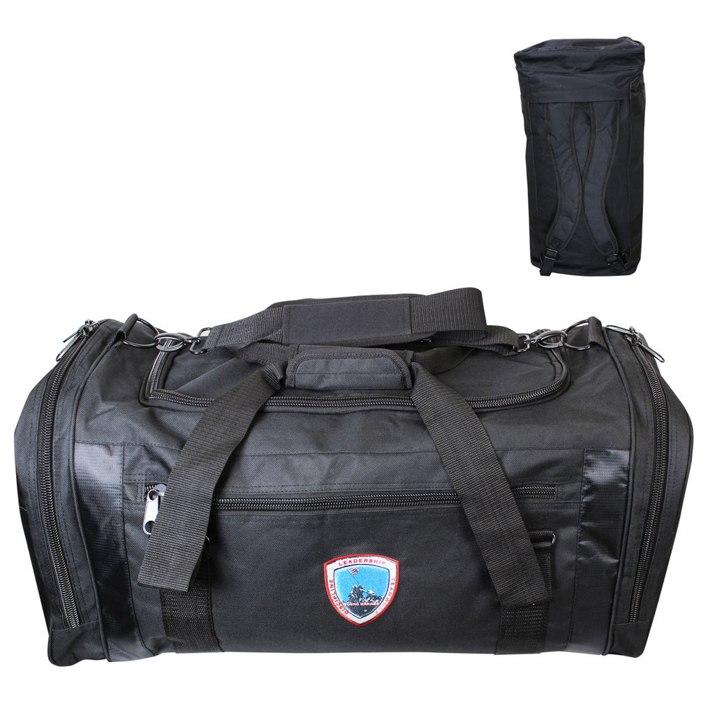 Young Marines Sport Bag - black
