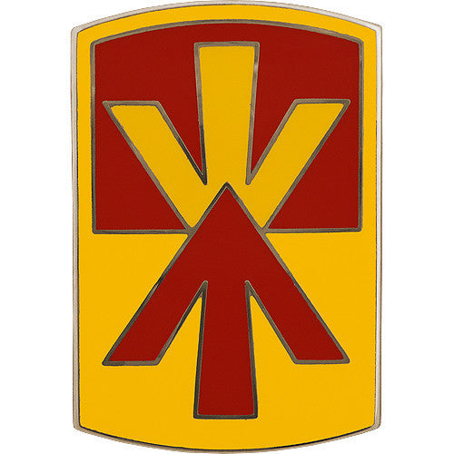 Army Combat Service Identification Badge (CSIB): 11th Air Defense Artillery Brigade