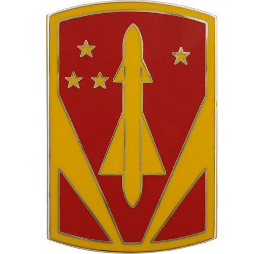 Army Combat Service Identification Badge (CSIB): 31st Air Defense Artillery Brigade
