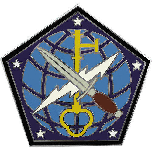 Army Combat Service Identification Badge (CSIB): 704th Military Intelligence Brigade