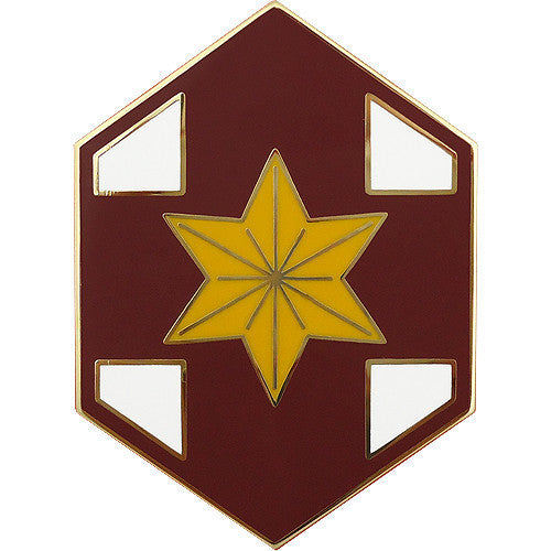 Army Combat Service Identification Badge (CSIB): 804th Medical Brigade