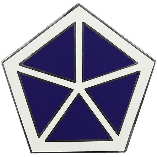 Army Combat Service Identification Badge (CSIB): V Corps