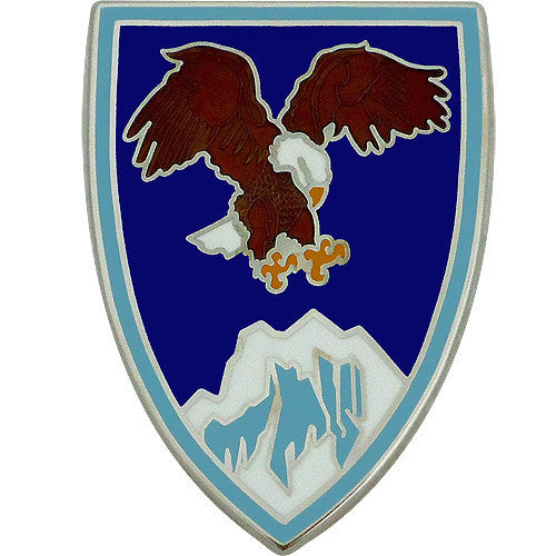 Army Combat Service Identification Badge (CSIB): US Army Element Combined Forces Command - Afghanistan