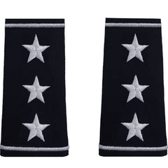 Air Force Epaulet: Lieutenant General - male