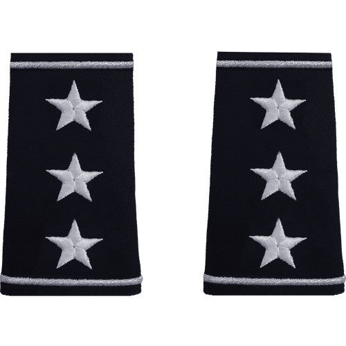 Air Force Epaulet: Lieutenant General - female