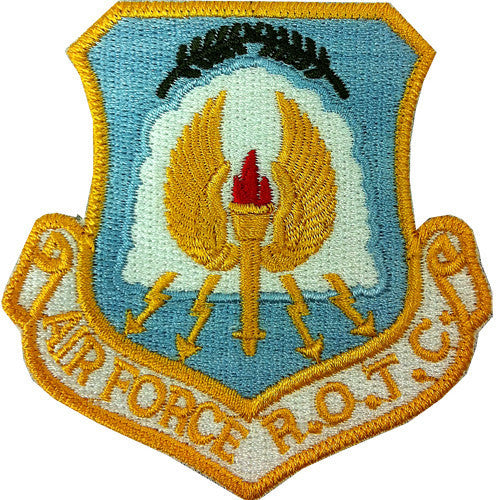 Air Force Patch: Air Force ROTC - color