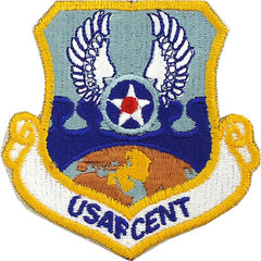 Air Force Patch: Air Force Central: USAFCENT - color