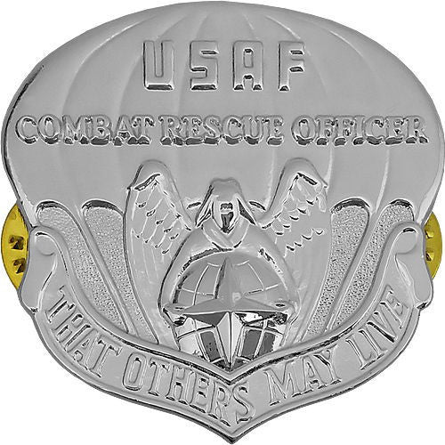Air Force Badge: Combat Rescue Officer
