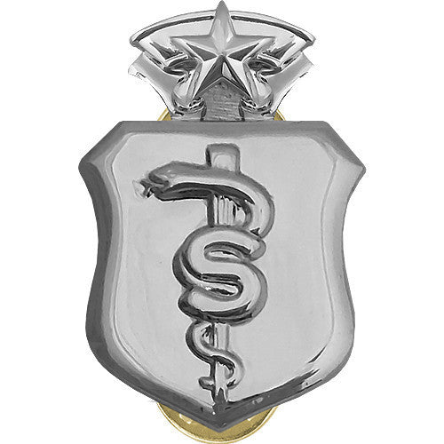 Air Force Badge: Bio-Medical Scientist: Master