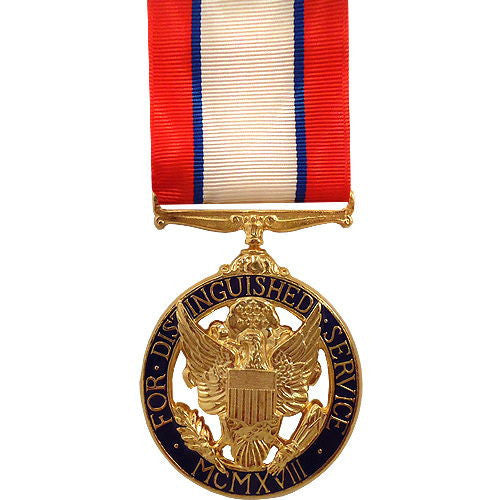 Full Size Medal: Army Distinguished Service - anodized