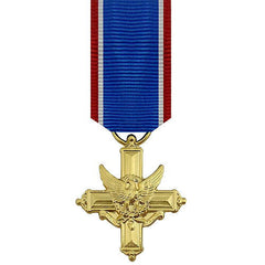 Miniature Medal- 24k Gold Plated: Army Distinguished Service Cross